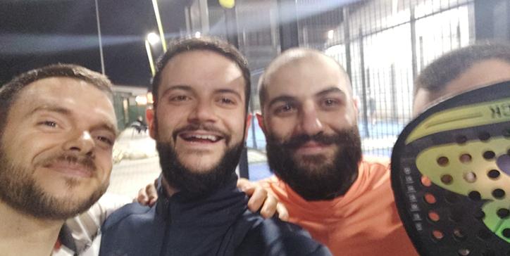 Albanese/Spoletini vincono il torneo di 1a Categoria al Play Pisana