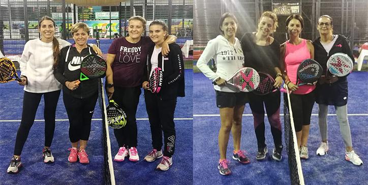 1a Giornata Torneo Femminile Pink Padel