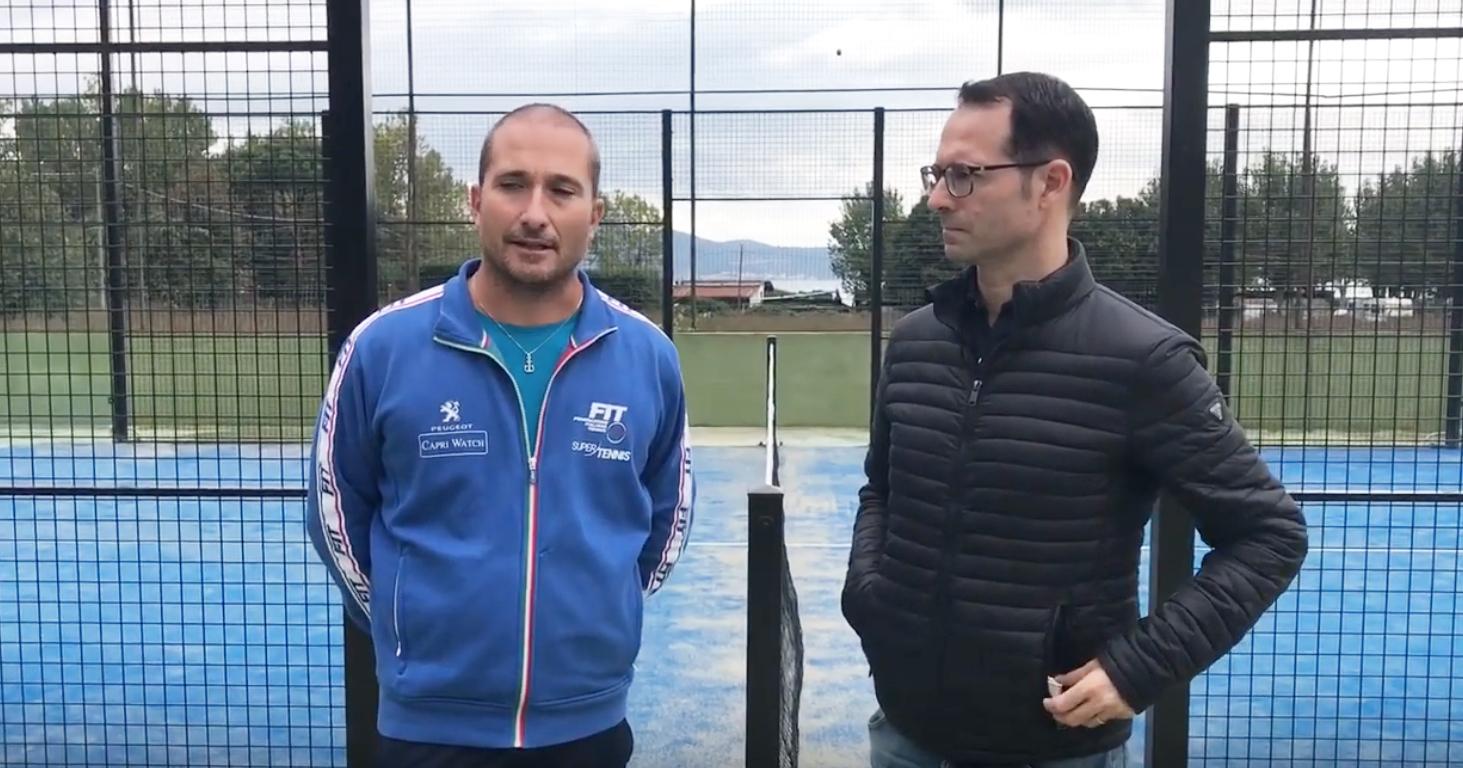 T.C. Vigna di Valle - Intervista con Leonardo Zugarelli (Video)
