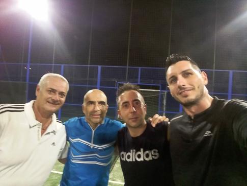 Pichini Sporting club 1^Giornata: Loretucci/Fuoco Vs Marchetti/Savelloni