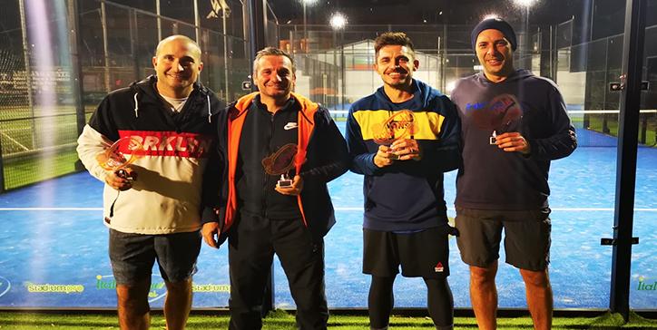 Carucci/Ranieri vincono il torneo di 1a Categoria della 18a Zona