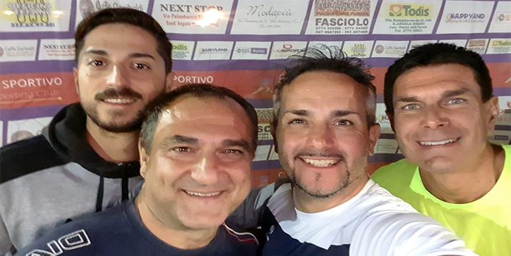 Piacentini/Fasciolo vincono al Pichini S.C.