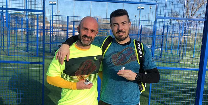 Scatolini/Pocciati vincono il torneo di 3a Categoria al Pichini Sporting Club