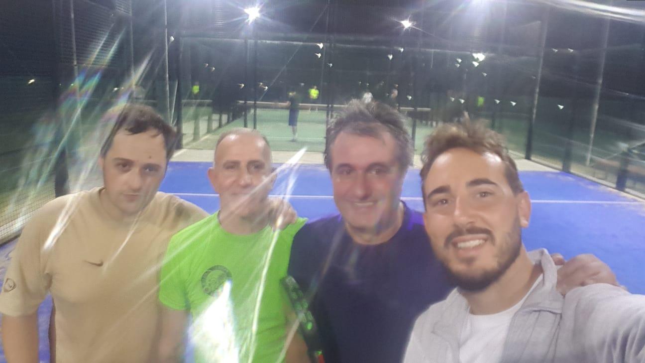 Casalotti Padel Club 2^ Giornata: Gerard/Poscia vs Appetecchia/Fiorini