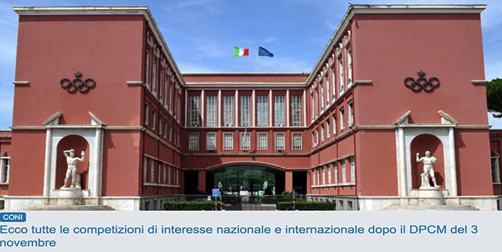 GiroPadel consentito dal CONI, come evento di interesse nazionale