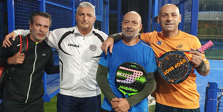 Chianese/Vellini in 3 set al Padel Zone