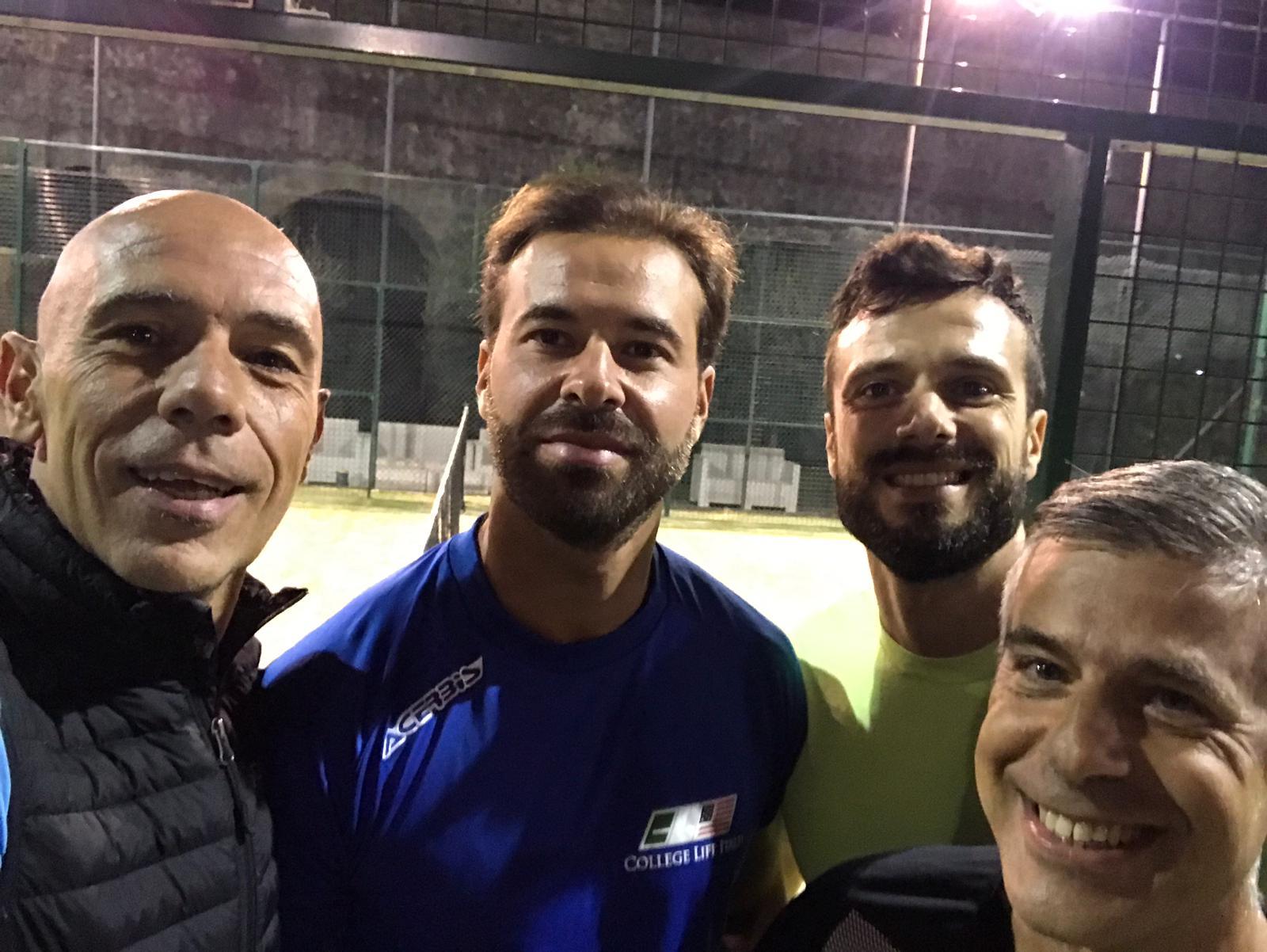 Circolo La Torre: 1^ giornata D'Achille/Somma vs Sprovvedi/Fiorelli