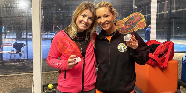 Del Frate/Tamini vincono il torneo di 1a Categoria al Mas Padel