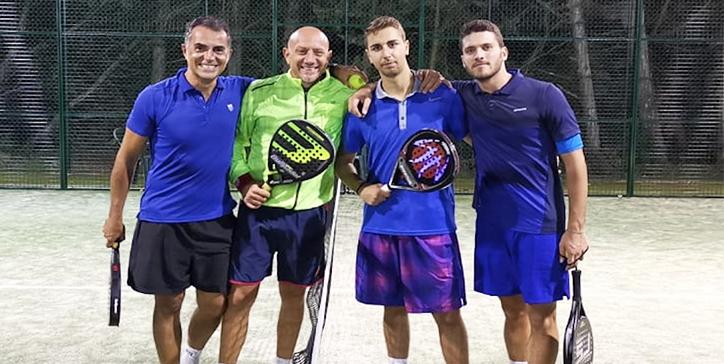 Pennacchia/Dvojkovic vincono al San Giorgio