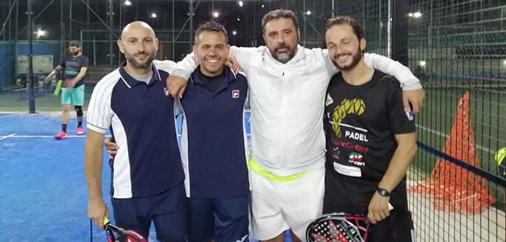 Vaccarella/Baffetti vincono al Casalotti
