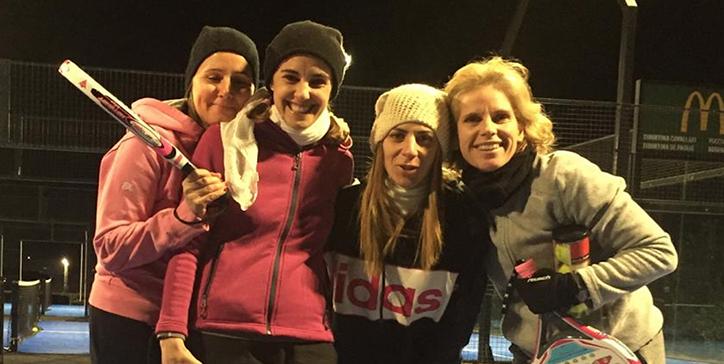 Fioranzato/Di Sano vincono il torneo di 3a Categoria Femminile al Mas Padel
