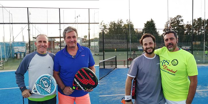 Luminari/Pieroni vincono al terzo al Casalotti Padel Club
