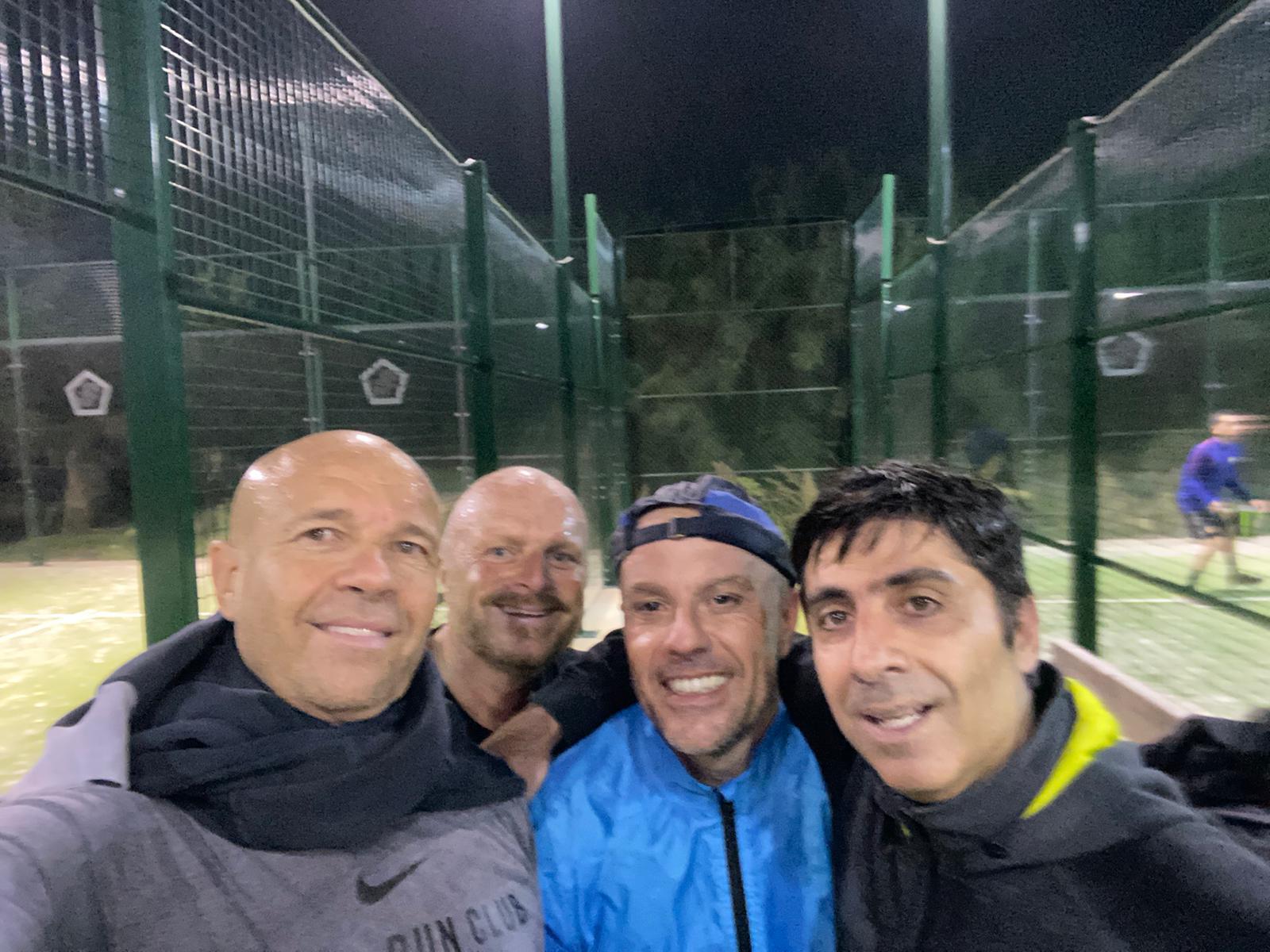 TC San Giorgio 3^Giornata: Comparini/De Luca vs Oppizio/Zarrelli