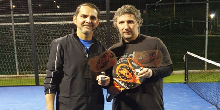 Aguilera/Gammuto conquistano il torneo di 3a categoria nella 18a Zona