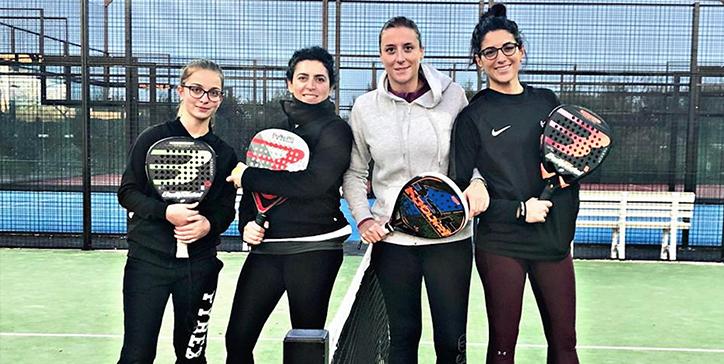 D'Angelo/Frabollini vincono il torneo al Frascati Padel