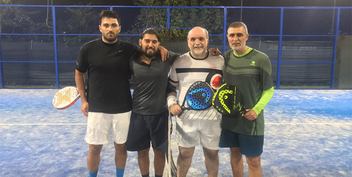Pesolillo/De Vivo vincono al Padel Zone (Video)