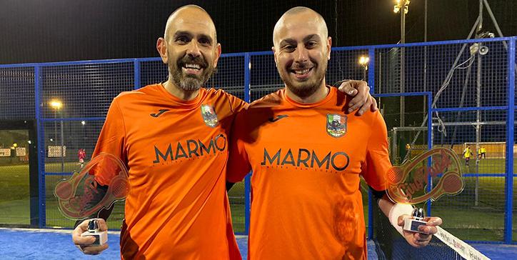 Conti/Piepoli vincono il torneo di 1a Categoria nella 12a Zona