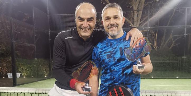 Giacometti/Scattone vincono il torneo di 2a Categoria al Frascati Padel