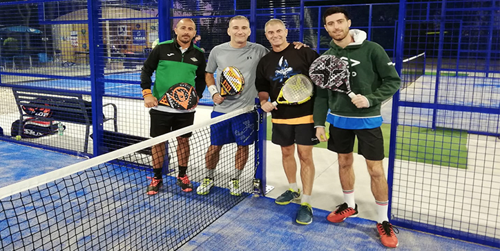 La coppia Baroni vince allo Smash Padel (Video)