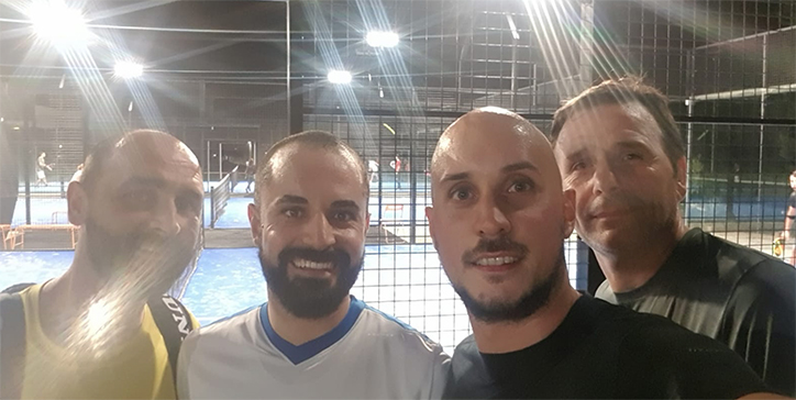 Mazzuccato/Pagano in due set al Mas Padel