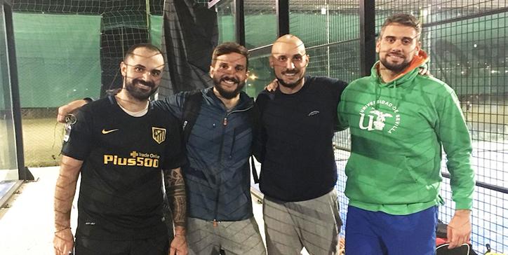 Pagano/Mazzuccato vincono al Mas Padel