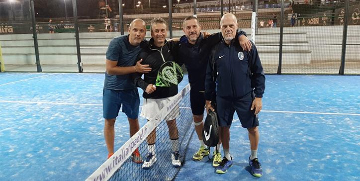 Antonelli/Leandri vincono in due set al Play Pisana