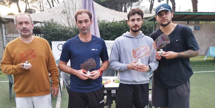 Sordelli/Bolotti trionfano nella 2a Categoria al Padel La Mirage
