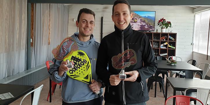 Di Bella/Mazzotta vincono il torneo di 2a Categoria al Pichini Sporting Club