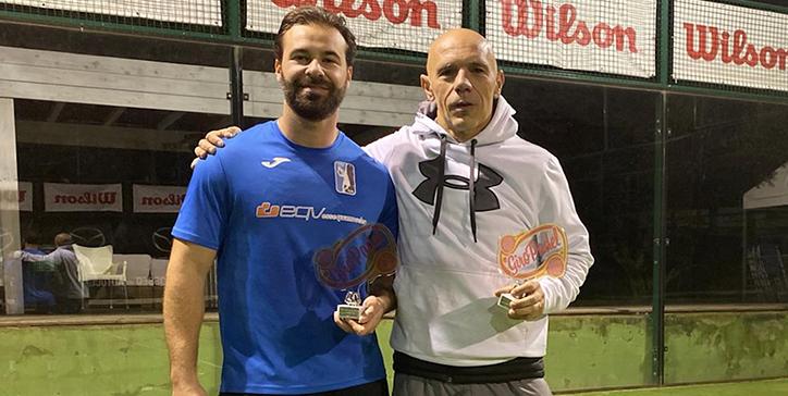 D'Achille/Somma vincono il torneo di 2a Categoria della 10a Zona