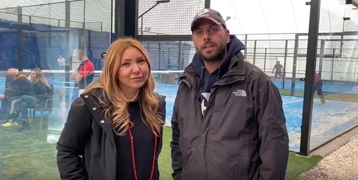 La Disfida di Padel - Intervista a Valerio Rizzi