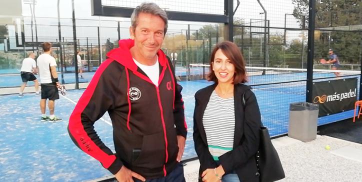 Mas Padel: Intervista ad Andrea Le Grottaglie