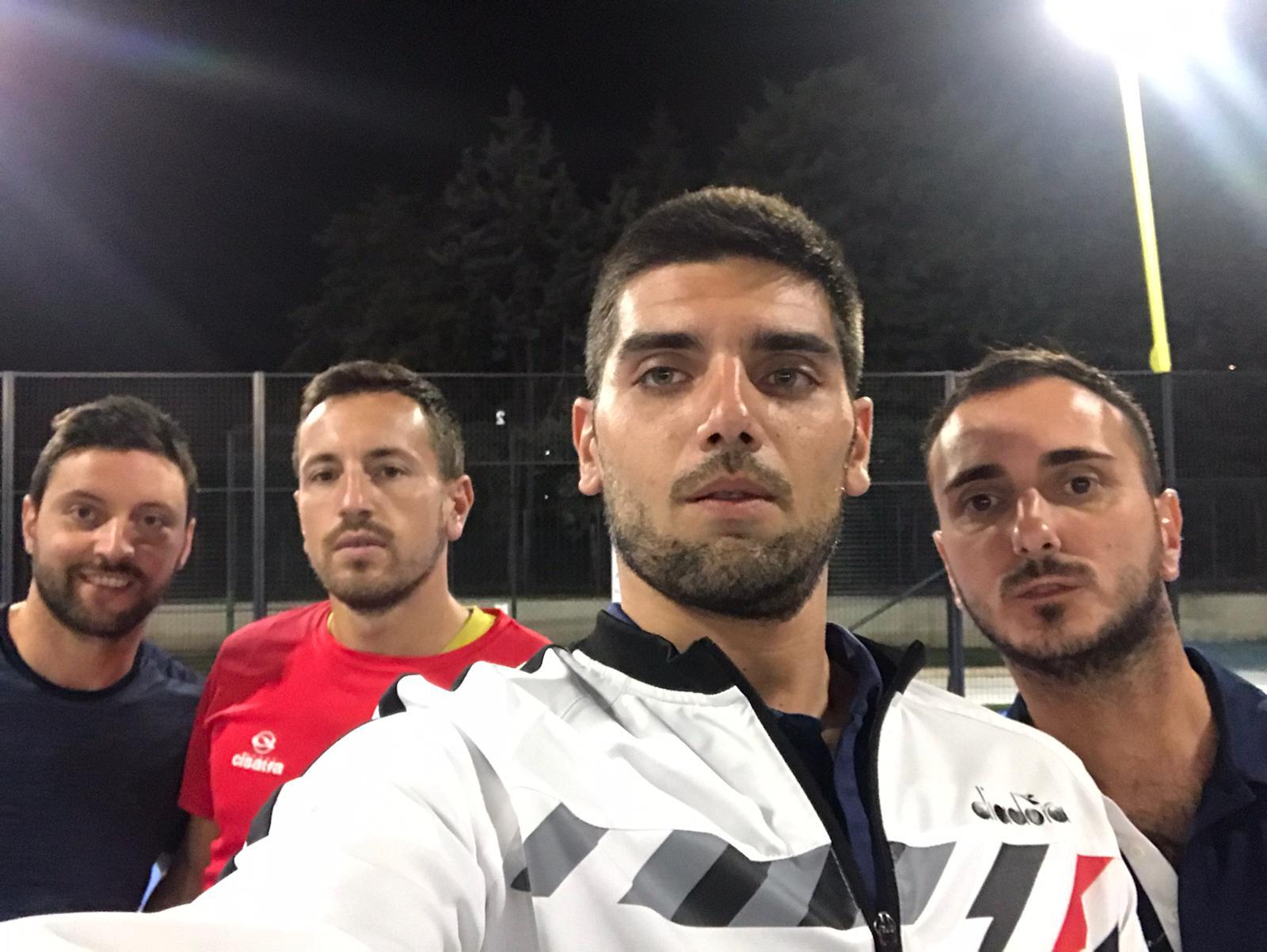 Play Pisana 2^ giornata: Pappata/Stella vs Ucci/Latini