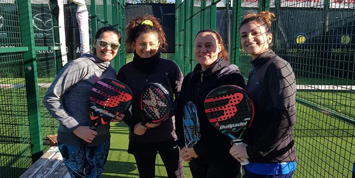 Faiella/Mandoj vincono il torneo di 2a Categoria Femminile nella 10a Zona