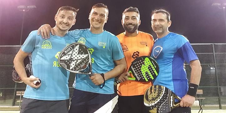 Dallago/Tavaglione vincenti al TC San Giorgio