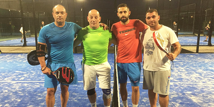 Bertozzi/Luniddi in due set al Mas Padel