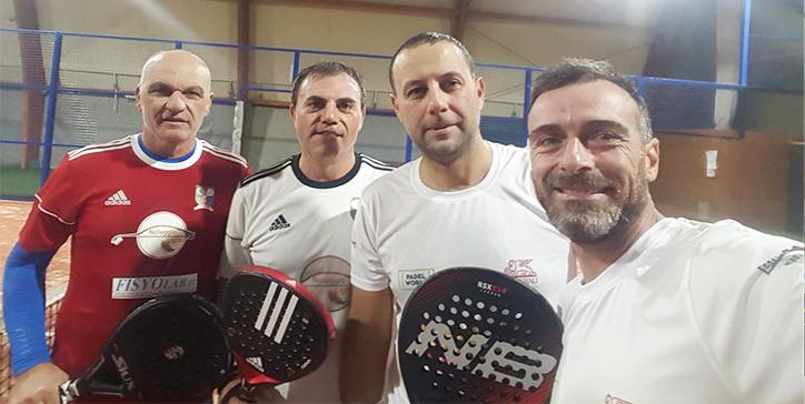 Caratelli/Belardelli in semifinale all'Helios