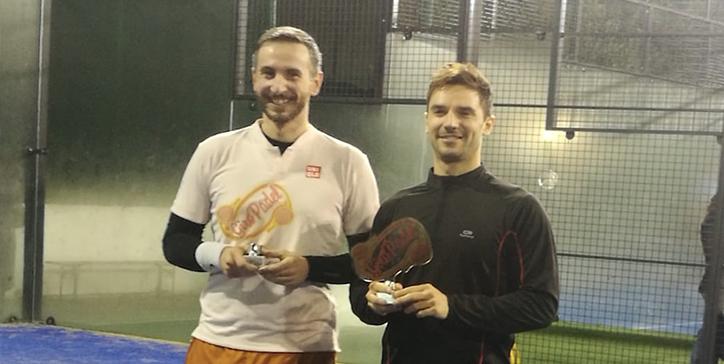Celotto/Grigioni vincono il torneo di 2a Categoria al Pink Padel