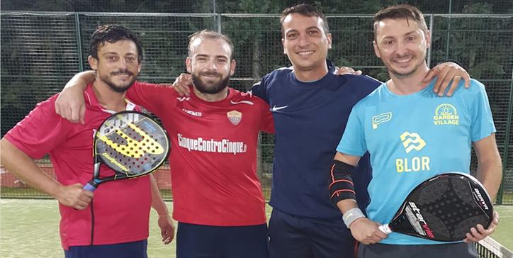 Dallago/Tavaglione vincono al TC San Giorgio
