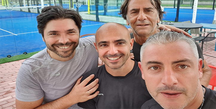 Marchesi/De Marinis in due set al Play Pisana