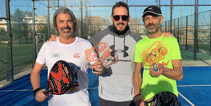Loreto/Riccioni vincono il torneo di 2a Categoria al Casalotti Padel Club