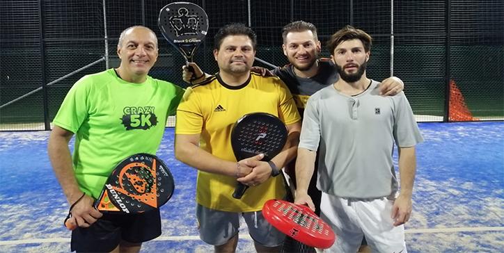 Cangialosi/Ciribè vincono al Mas Padel