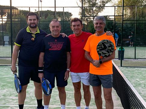 TC San Giorgio, 1^giornata: Garbellini/Gizzi Battono Damiano/Romagnoli