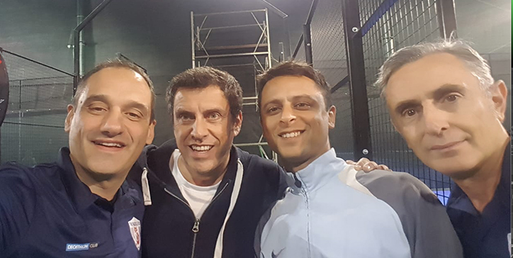 Di Girolamo/Pianigiani in semifinale al Bailey Padel (Video)