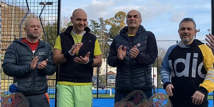 Scattone/Giacometti vincono il Master di 2a Categoria Maschile GiroPadel