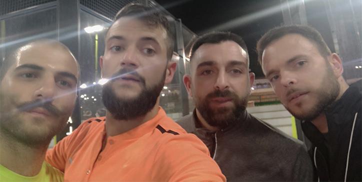 Spoletini/Albanese vincono in tre set al Play Pisana