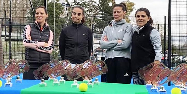 Cucci/Mancinelli vincono il Master di 2a Categoria Femminile GiroPadel