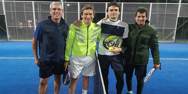 De Rossi/Strata conquistano la semifinale a La Mirage