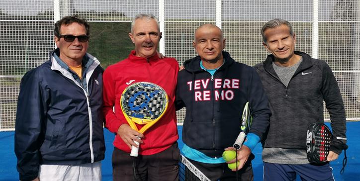 Cifri/Micarelli vincono il torneo di 1a Categoria a La Mirage