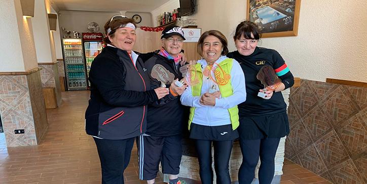 Di Rienzo/Pesciotti vincono il torneo di 1a Categoria Femminile nella 10a Zona