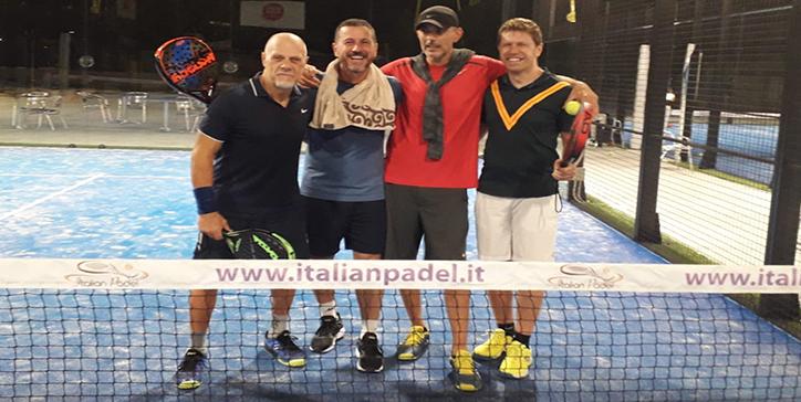 Darelli/Ferrara vincono al Play Pisana